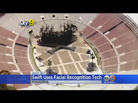 Report: Taylor Swift Secretly Used Facial Recognition On Fans During Rose Bowl Show Mp3