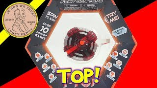 i Top Spin To Win Vortex Red Game