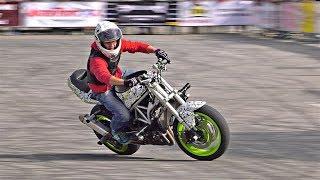 2х Кратный Победитель Interio Stunt Cup - Денис Рыбалко