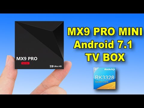 MX9 Pro Mini TV Box Review, Reviewed By Android TV Box