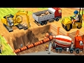 Little Builders Kids Games - Trucks, Cranes, Digger - New Fun Construction Games for Children