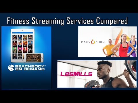 BeachBody on Demand Vs. Les Mills Vs. Daily Burn: Fitness for Cord Cutters