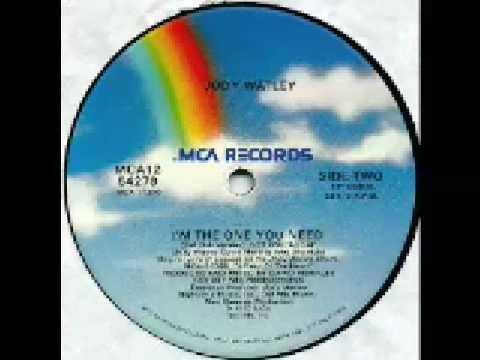 Jody Watley - I'm The One You Need (Def Dub Version)