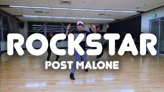 rockstar feat. 21 Savage - Post Malone | Robe Bautista Choreography