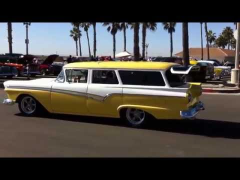 Veterans Day Car Show Huntington Beach Ca