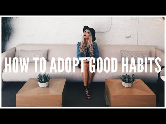 How To Quit Bad Habits
