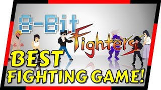 8 Bit Fighters - BEST FIGHTING GAME ON MOBILE!   MGQ Ep. 108