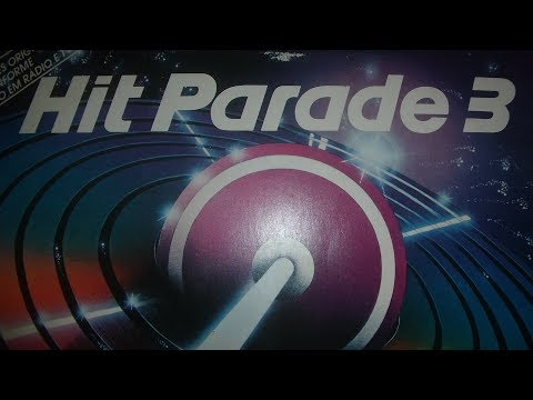 Hit Parade 3 - 1981 - Coletânea Pop/Rock - (LP Completo)