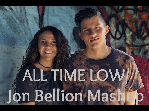 ALL TIME LOW COVER/JON BELLION MASHUP (CLEAN) by Jake Roque and Tayler Lanning