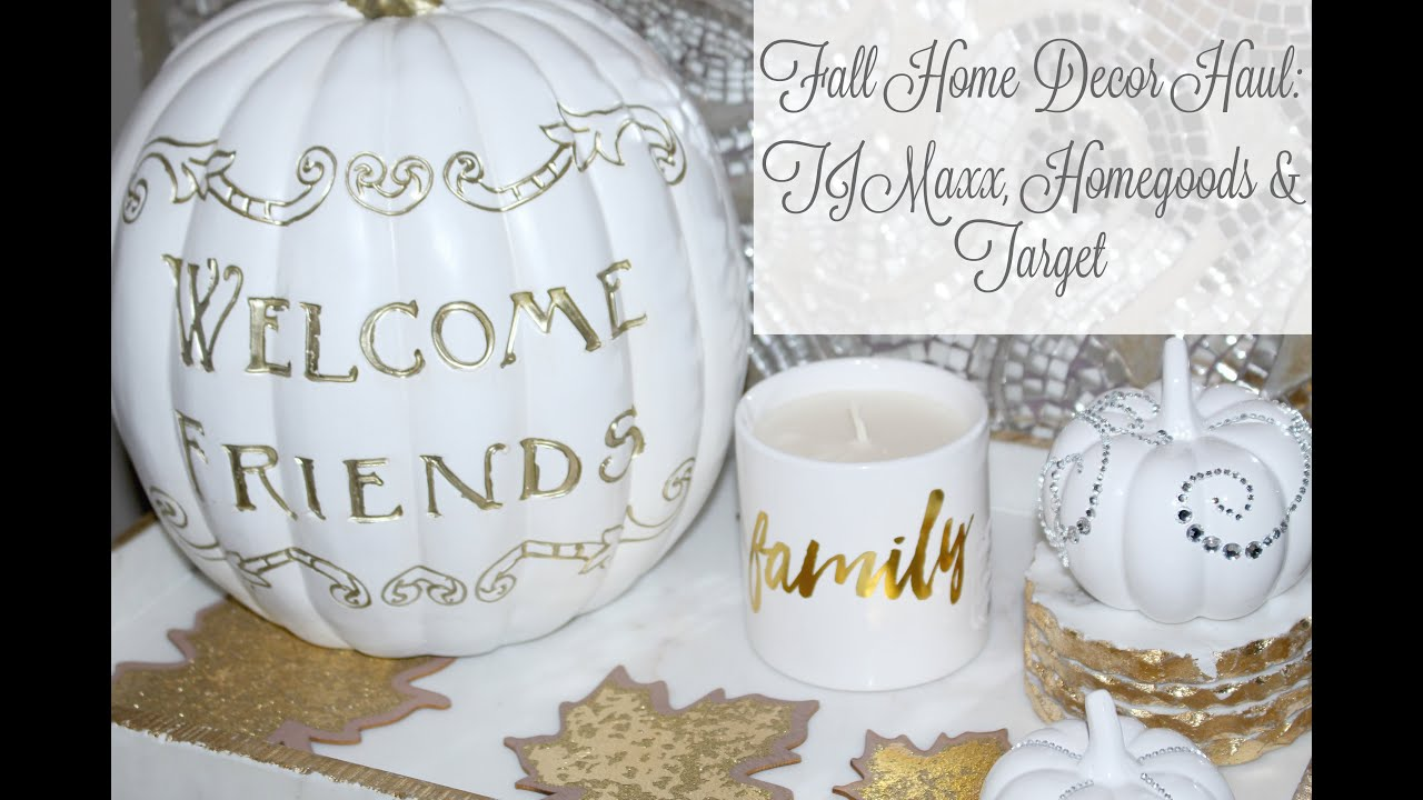 840f0ee1e64 Fall Home Decor Haul