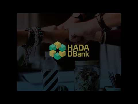 Blockchain is Trust - Hada DBank