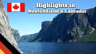 Top Tipps & Sehenswürdigkeiten in Neufundland und Labrador, Kanada (Doku)