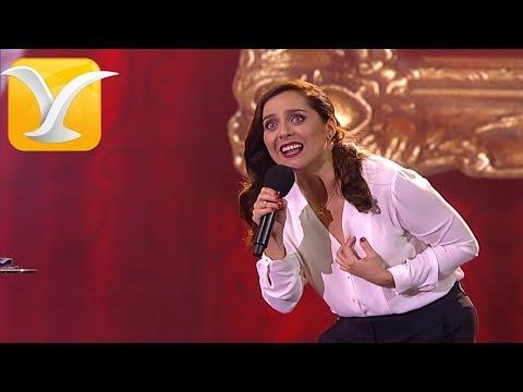 Natalia Valdebenito, Humor, Festival de Viña del Mar 2016