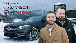 2019 Mercedes-AMG CLS 53 4MATIC+ - Essai Routier - Nouveauté EQ Boost WOW