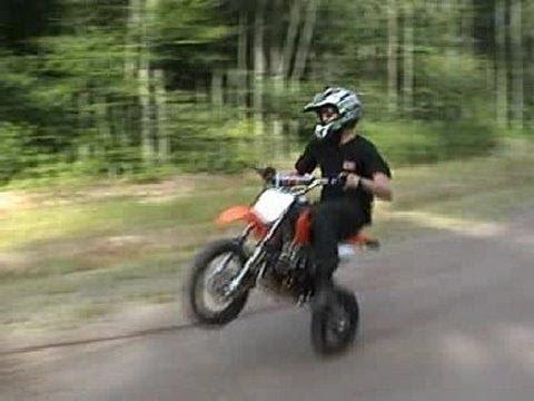 Orion 125cc Pro | Dirt Bike - YouTube