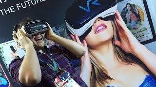 Neighborhood Game Club - Ian Paul (Naughty America VR) E3 2016
