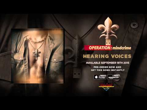 Operation: Mindcrime - Hearing Voices (Official Audio)