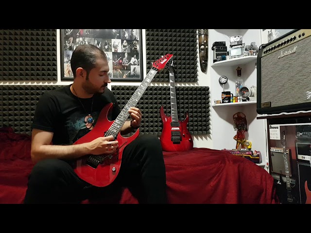 Ibanez RG8570Z RS jcustom Infected_Mushroom Drop_Out