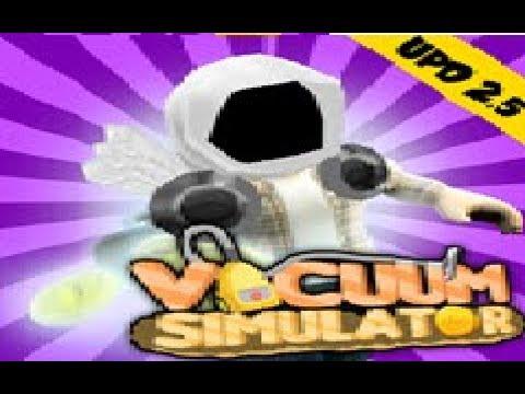 [DOMINUS!😱] Vacuum Simulator! New Codes - YouTube