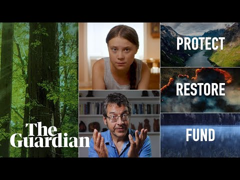 Greta Thunberg and George Monbiot make short film on climate crisis