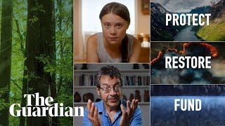 YouTube動画:Greta Thunberg and George Monbiot make short film on the climate crisis