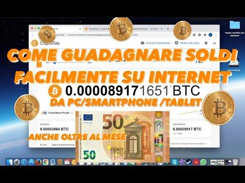 Guadagnare Bitcoin e Criptovalute | Come fare? Guida completa