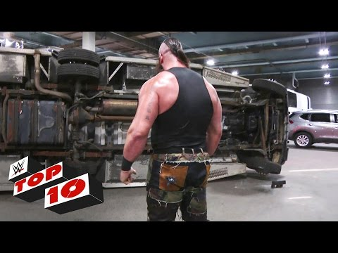Top 10 Raw Moments: WWE Top 10, Apr. 10, 2017