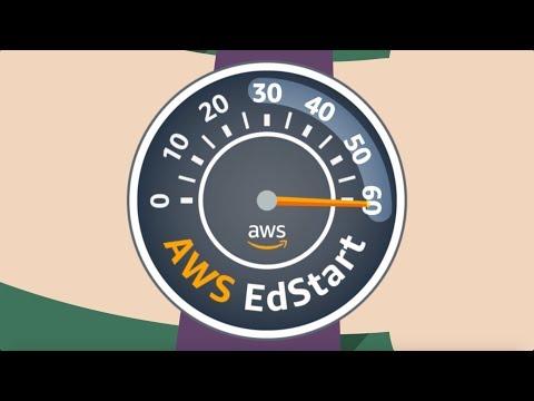 Introduction to AWS EdStart – EdTech Startups on AWS