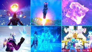 Every Fortnite Live Event So Far (Season 1 - 7)