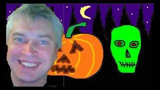 Тёмная ночь Хэллоуина — Хэллоуин найди меня  Видео прикол  — Геннадий Горин