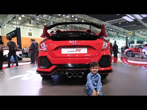 istanbul AutoShow 2017 Ford Peugeot Honda SsangYong Selim Anamur