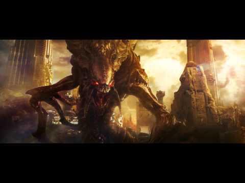Starcraft 2 Soundtrack HQ all Zerg Themes 01 - 09 (