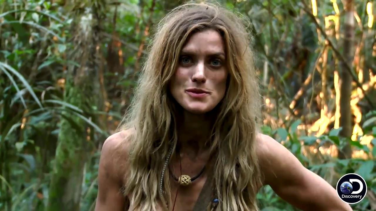 Laura Zerra, Naked and Afraid, Photos | William Kramer