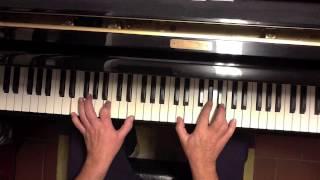 Tutorial piano Contigo aprendí (Armando Manzanero)