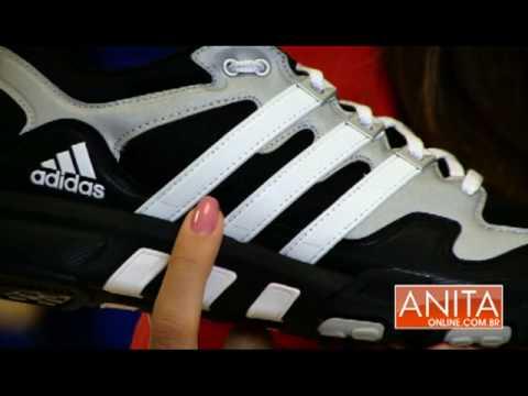 10015ac3143 Anita Online - Tênis Adidas Equipment 4.3 TR - YouTube