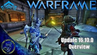 Warframe: Update 16.10.0 | Simulor Gravitational Singularity Generator