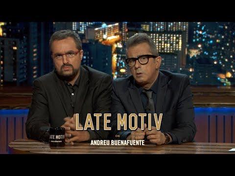 LATE MOTIV - Raúl Pérez es Andreu Buenafuente. | #LateMotiv334