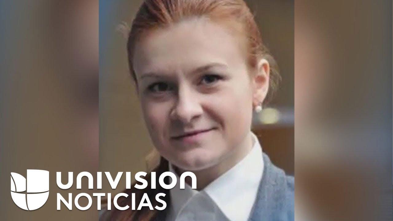 Autoridades federales arrestan a una mujer rusa señalada de ser infiltrada del gobierno de Putin