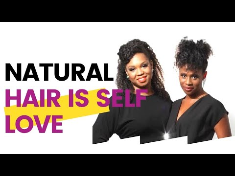 No Ordinary Women Girl Talk  -  ILove Afro talks about their hair journey