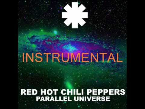 Red Hot Chili Peppers  Parallel Universe Instrumental