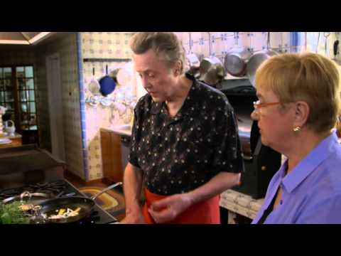 Lidia Celebrates America 2015  Christopher Walken