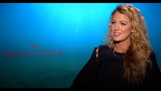 Blake Lively On The Shallows and Her Daughter's Relationship With the Ocean