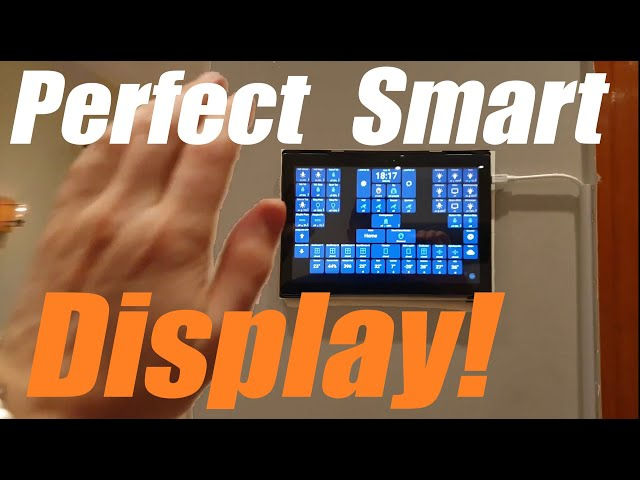 Create The Perfect Smart Home Display With Action Tiles – Smart Home