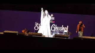 Shreya Ghoshal Live in Concert | Slow Motion - Bharat