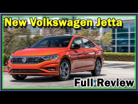2020 Volkswagen Jetta Review   2020 Volkswagen Jetta SEL Premium – The Baby Audi Returns