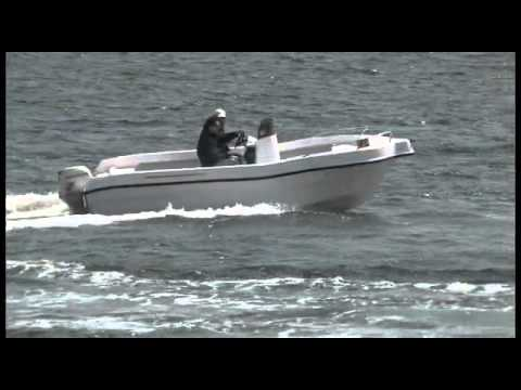 Atlantico Albacora 550 Pesca par Difama Boat Travel Video