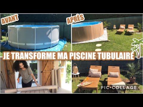 Transformer Sa Piscine Tubulaire Pour Pas Cher Re