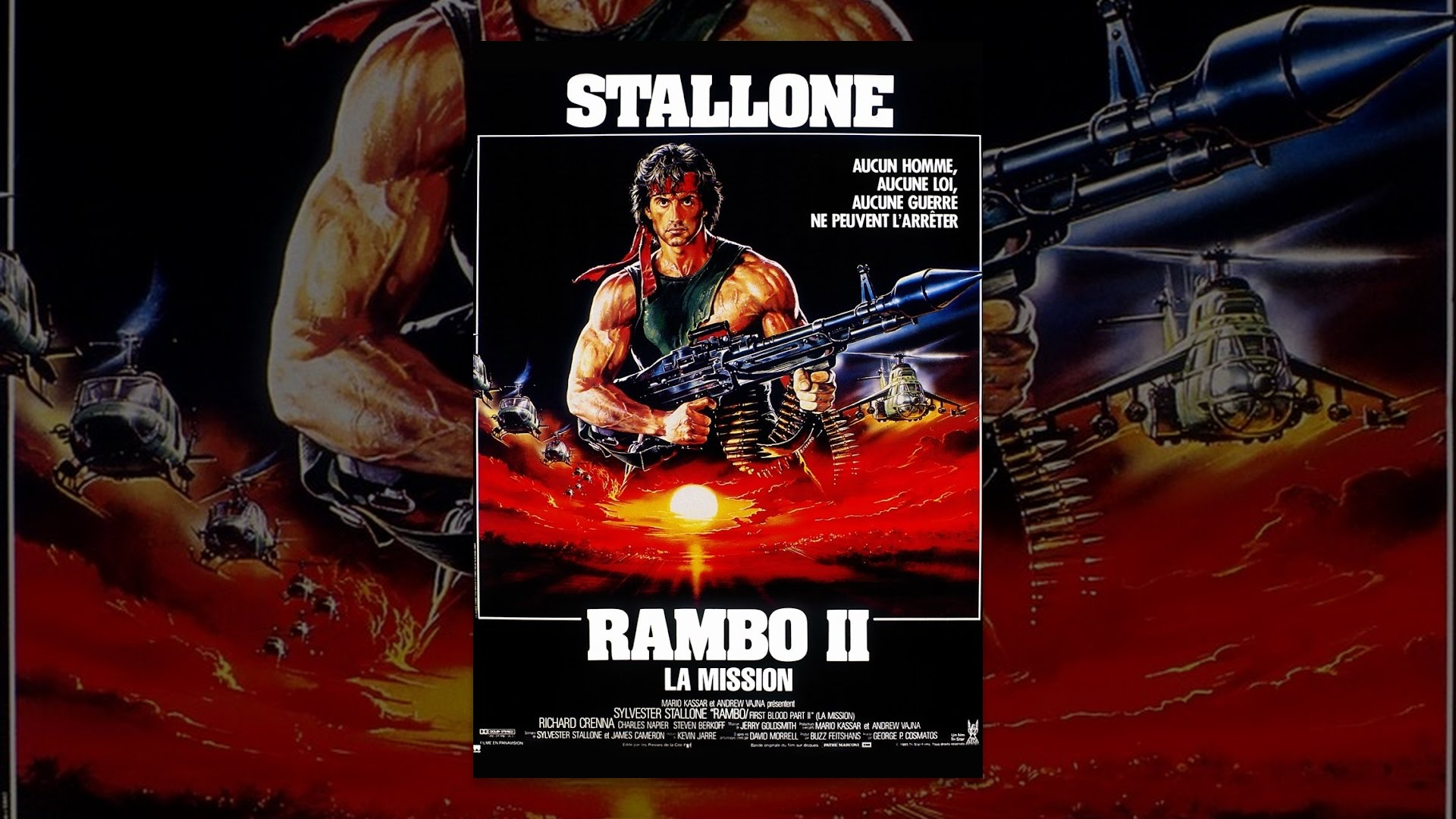 Download Rambo II :  la mission (VF)