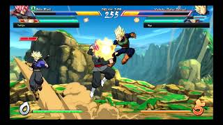 [Nintendo Switch] Dragon Ball Fighterz Beta Demo Vs. Other Players Pt. 2 (First Try)