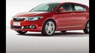 Qoros 3 Hatch 2015 Videos